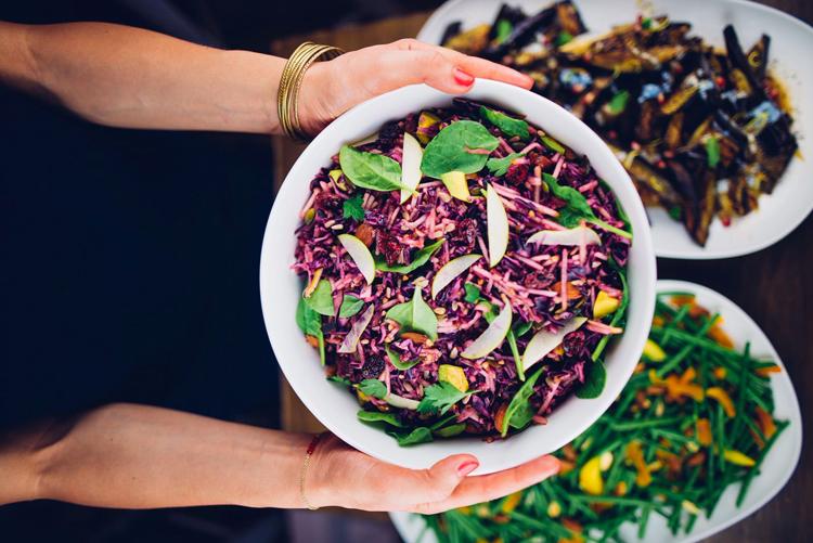Yem'a - restaurant 100% sans gluten à Paris ©Yem'a