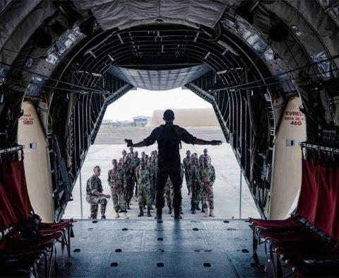 Peut-on manger sans gluten dans l'armée ? ©Armée Française - Opérations militaires