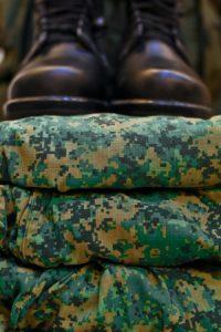 Peut-on manger sans gluten dans l'armée ? - Plongée dans l'armée ! ©Stefanus Ian