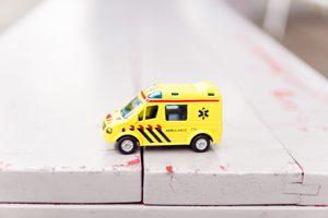Que faire quand on mange du gluten par accident ? Aux urgences ! ©Zhen Hu
