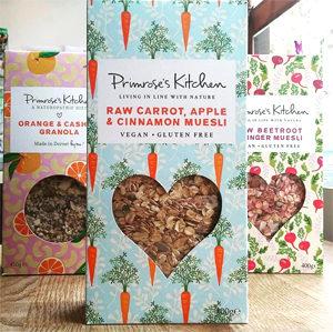Où trouver un granola sans gluten ?! ©Primrose's Kitchen
