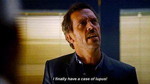Quel est le lien entre lupus et régime sans gluten ? Enfin un cas ? ©Dr House