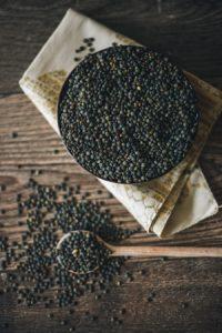 Par quoi remplacer les pâtes de blé ?! - Des lentilles !! ©Gaëlle Marcel