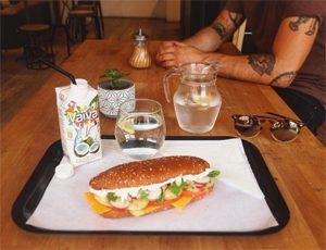 Le guide des sandwichs sans gluten à Paris ! ©Bears & Raccoons
