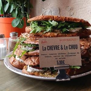 Le guide des sandwichs sans gluten à Paris ! ©Bulliz