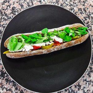 Le guide des sandwichs sans gluten à Paris ! ©Helmut Newcake