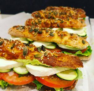 Le guide des sandwichs sans gluten à Paris ! ©Noglu