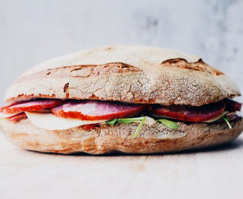 Le guide des sandwichs sans gluten à Paris ! ©Eaters Collective