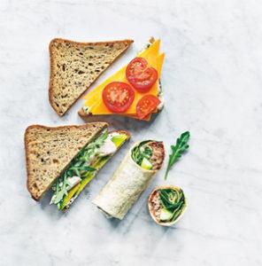 Le guide des sandwichs sans gluten à Paris ! - ©Marks & Spencer