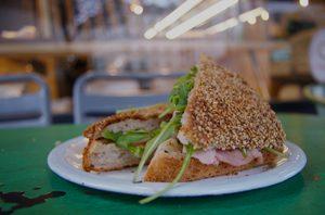 Le guide des sandwichs sans gluten à Paris ! ©Floriane Dumen - Chambelland