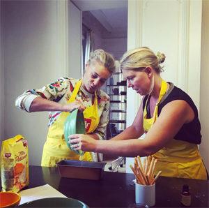 Les ateliers de cuisine sans gluten avec Schär à la rédac !! - Prêt(e)s à cuisiner ? @Because Gus