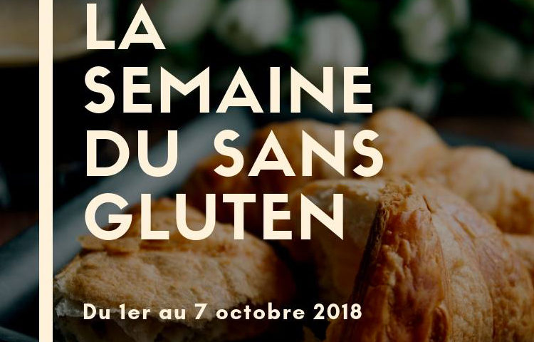 C'est la Semaine du Sans Gluten ! ©Gluten Free in Paris