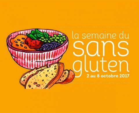 C'est la Semaine du Sans Gluten !