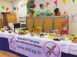 C'est la Semaine du Sans Gluten ! Chez l'©AFDIAG !