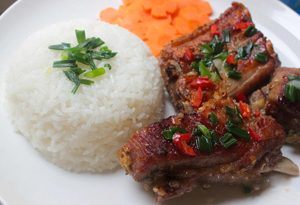 C'est la Semaine du Sans Gluten ! Le programme ©La Kitchenette de Miss Tâm