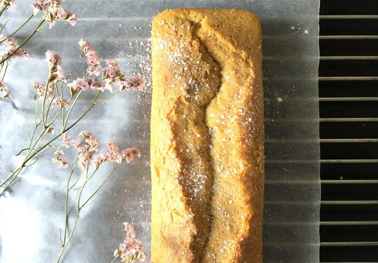 Ze cake moelleux sans gluten ni lactose ! ©Because Gus