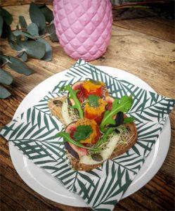 Nos super recettes sans gluten pour l'apéro ! La création de ©Céline de Sans Gluten et Sans Reproche