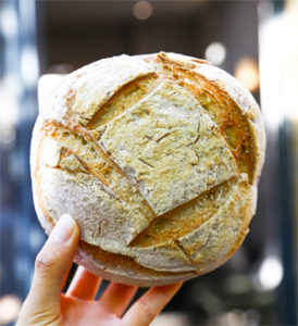 Sans gluten à Londres le temps d'un week-end ! ©Beyond Bread