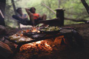 Un summer camp sans gluten à Paris en 2019 ? Pique-nique au bois de Vincennes ? ©Myles Tan