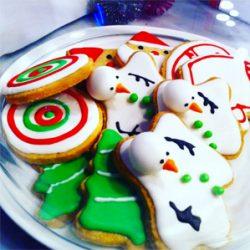 Biscuits sans gluten de Noël : ateliers avec Céliane ! Un peu d'inspiration ! @Bookmunch