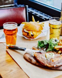 Où manger un burger sans gluten à Paris ? ©Bedford