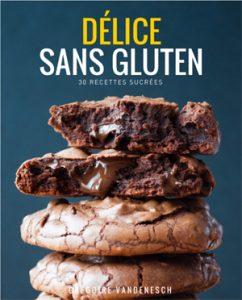 Grégoire de Délice Sans Gluten sort son livre de recettes ! La possible couverture du livre ©Délice Sans Gluten