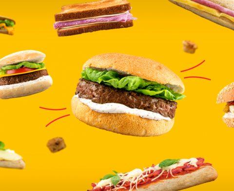 Enfin des distributeurs automatiques sans gluten ! ©So Fast So Good