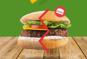 Enfin des distributeurs automatiques sans gluten ! Les burgers ©So Fast So Good