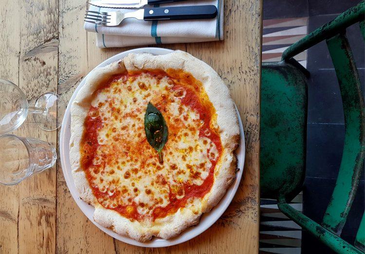 Little Nonna - pizza 100% sans gluten à Paris