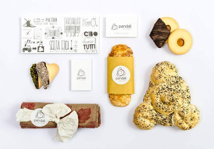 Pandali - 100% sans gluten à Rome