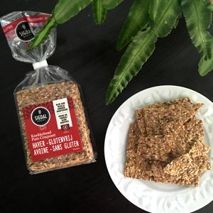 Petit-déjeuner sans gluten, on mange quoi ? - Une craquotte ?! ©Because Gus
