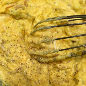 Automne : le cake sans gluten au potimarron ! ©Because Gus
