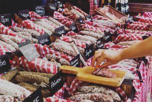 Y a-t-il du gluten dans le saucisson ?! @Payetaplanche à Lyon