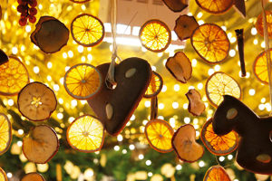 Le petit guide sans gluten à Strasbourg - Le marché de Noël de ©Bischenberg !