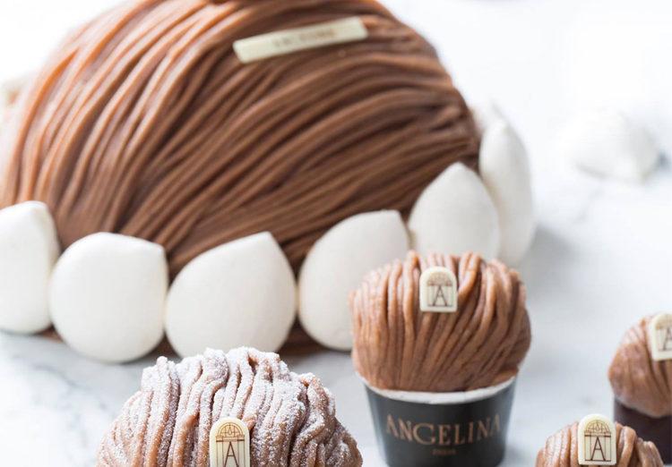 Angelina - pâtisseries sans gluten à Paris