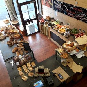 Où manger sans gluten à Lyon ? - La boutique d'©Au Pain Naturel