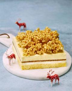 Où trouver une bûche sans gluten ? ©Curtis Bond pour Chambelland