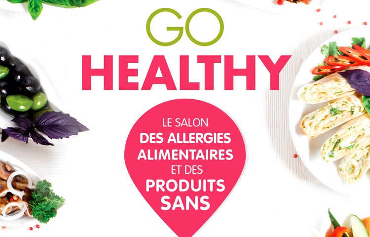 Go Healthy, le prochain salon sera à Lyon !!