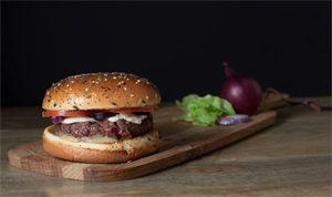Où manger sans gluten à Lyon ? - Hmm qui craque ?! ©Le Zinc à Burger