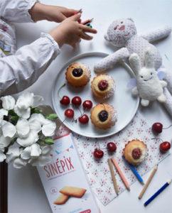 Des idées pour un cadeau de Noël sans gluten ! - Sinepix @Baci di Dama Living Gluten Free