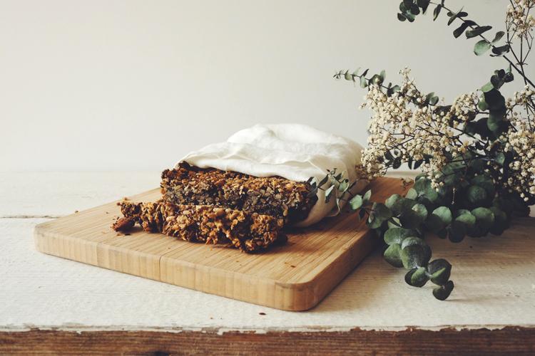 Les pains nordiques sans gluten de Maison Loüno