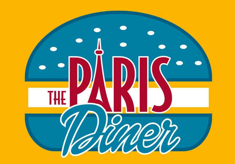 The Paris Diner - burgers sans gluten à Paris