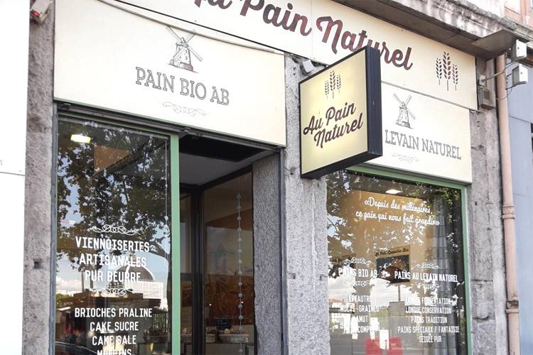 Au Pain Naturel - boulangerie sans gluten à Lyon