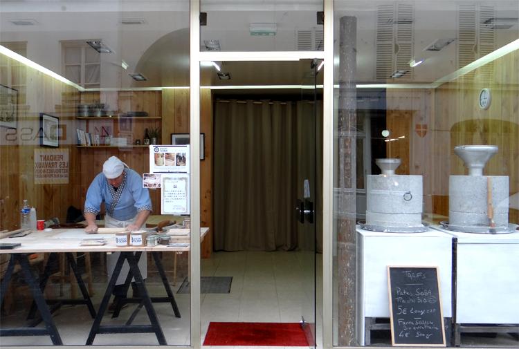 Atelier Soba - 100% sans gluten à Paris