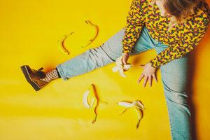 Gagnez votre banana bread sans gluten avec Céliane ! - Banane, va ! © Lyndsey Marie