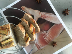 Gagnez votre banana bread sans gluten avec Céliane ! ©Because Gus