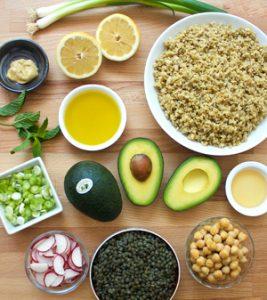 Est-ce que le frik est sans gluten & chic ? - Voici le frik ©Meal Makeovers Moms