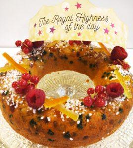 Où trouver une galette des rois sans gluten ? - Le gâteau des rois ©Les Demoiselles de Montpellier