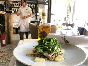 Le top des restaurants italiens sans gluten à Paris ©Tasca Bio