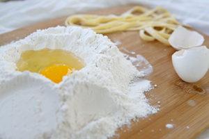 Du blé pauvre en gluten : de nouveaux espoirs - Des pâtes pauvres en gluten ? ©Elle Hughes